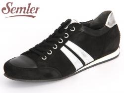 Semler Tanja T1113-561-479 schwarz silber Samtchevreau