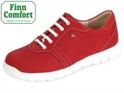 Finn Comfort Biscaya 02850-502354 indianred Petka