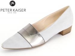 Peter Kaiser Lagos 22515-857 stahl ice Suede