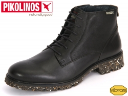 Pikolinos M2F-8086 black Leder