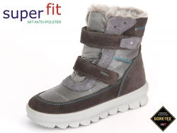 SuperFit FLAVIA 7-00214-06 stone kombi Velour Textil