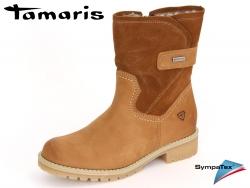 Tamaris 1-26450-27-305 cognac Leder 39