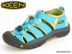 Keen Newport H2 1012294-1012314 hawaiian blue green glow