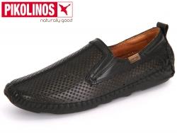 Pikolinos Jerez 09Z-6511 black Leder 41