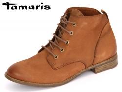 Tamaris 1-25100-28-475 terra Leder Synthetik