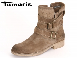 Tamaris 1-25326-28-341 taupe Leder 39