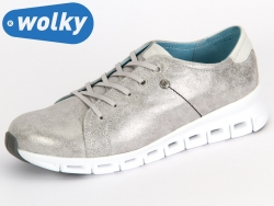 Wolky Mega 2051 712 offwhite silver Marley Leather