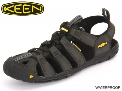 Keen Clearwater CNX Leather 1013107 magnet black US9 (42)
