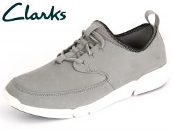 Clarks Triflow Form 261259487 grey Nubuck