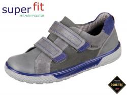 SuperFit 1-00453-06 stone kombi Nappa Velour Textil
