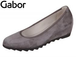 Gabor 75.320-19 dark-grey Samtchevrau