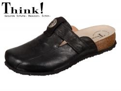 Think! Julia 83349-00 schwarz Capra Rustico
