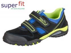SuperFit SPORT4 2-00224-03 schwarz multi Velour Tecno Textil