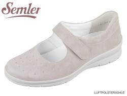 Semler Xenia X2075-042-020 puder Samt-Chevrau