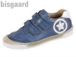 Bisgaard 40332.118-6001 navy Leder