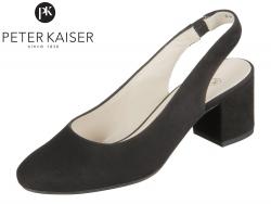 Peter Kaiser Cosina 61113-240 schwarz Suede