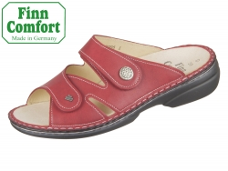 Finn Comfort Torbole 02571-604420 pomodore Nube
