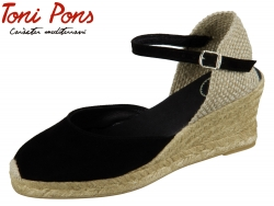 Toni Pons Lloret 5 Lloret 5 black Suede