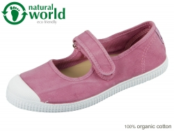 natural world W76777-42 rosa organic cotton