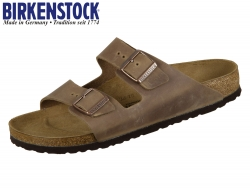 Birkenstock Arizona 352203 tabacco brown Nubuk oiled