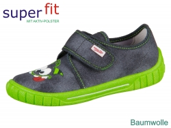 SuperFit Bill 3-00270-20 grau Textil