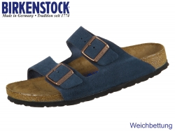 Birkenstock Arizona 1012424 navy Velour