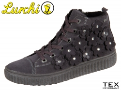 Lurchi Nadja 33-13204-25 charcoal Suede