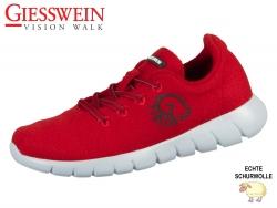 Giesswein Merino Runner Women 49300-343 rot 3 D Merinostretch
