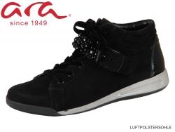 ARA Rom 12-44461-06 schwarz oilykid cru lack