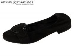 Kennel & Schmenger Malu 81 10290.480 schwarz black Samtziege