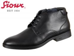 Sioux Foriolo 701 XL 35590 schwarz Foula Milled