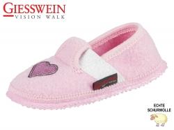 Giesswein Tutzing 51017-386 rose Schurwolle