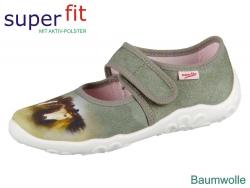 SuperFit BONNY 4-00281-70 grün Textil