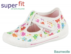 SuperFit BULLY 4-00265-10 weiss Textil