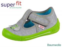 SuperFit BULLY 4-00263-20 grau Textil