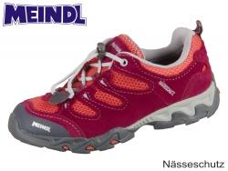 Meindl Tarango Junior 2057-80 erdbeer pink Velour Mesh