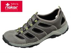 Rieker 08065-40 cement schwarz Bukina Chios