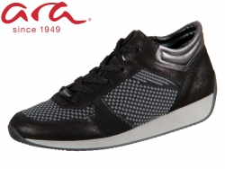 ARA FUSION 4 LISSABON 12-44049-10 schwarz-grau-iron