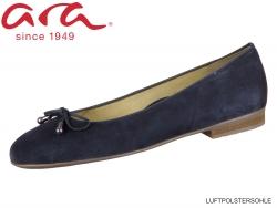 ARA Sardinia 12-31324-13 blau Samtchevro