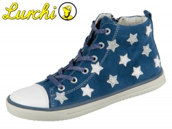 Lurchi Starlet 33-13654-22 jeans Suede