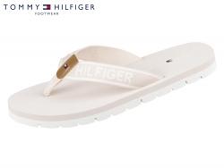 Tommy Hilfiger Beach Sandal FW0FW03884-658 silver peony