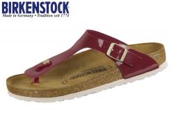 Birkenstock Gizeh 1013073 patent bordeaux Birkoflor