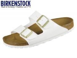 Birkenstock Arizona 1005294 patent white Birkoflor