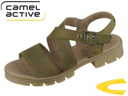 camel active Canbera 898.71-03 olive soft Cracy Horse