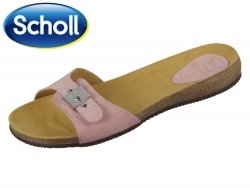 Scholl Bahama 2.0 708351-50-131 pale pink Suede
