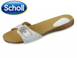 Scholl Bahama 2.0 708352-50-31 off white Printed Suede