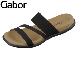 Gabor 03.702-87 schwarz Elastic