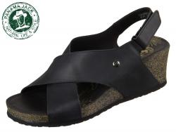 Panama Jack Valeska Valeska Basics B2 negro black Napa Grass