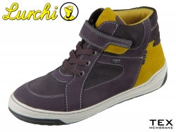 Lurchi Barney 33-14733-49 charcoal Nubuk Suede