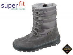 superfit Flavia 5-09217-20 grau Velour Textil